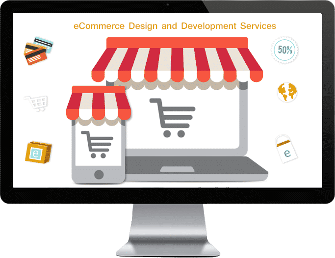 eCommerce Website Design in Birmingham