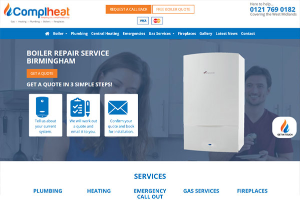 Complheat Birmingham Ltd.