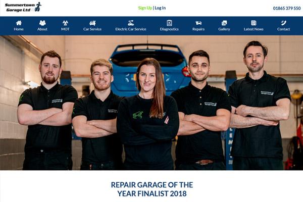 Summer Town Garage Ltd
